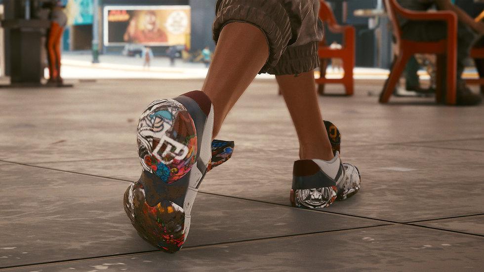 New Murica Carbonweave Kicks