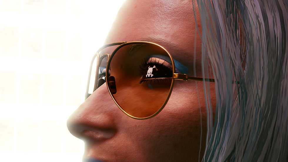 Elegant Sepia Vision Aviators with Reinforced Lenses