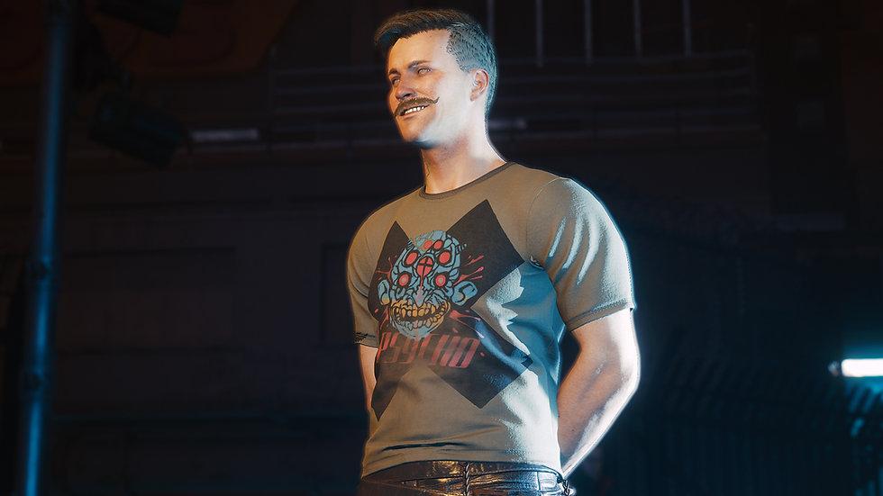 Psycho Impact-Absorbent Nanoweave T-Shirt