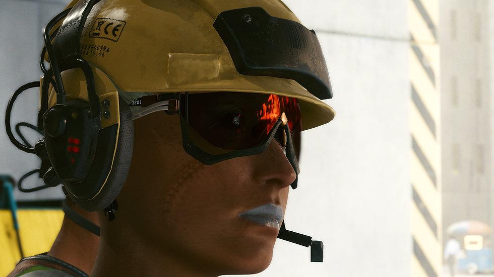 Ergonomic Safety 3201 Military Glasses