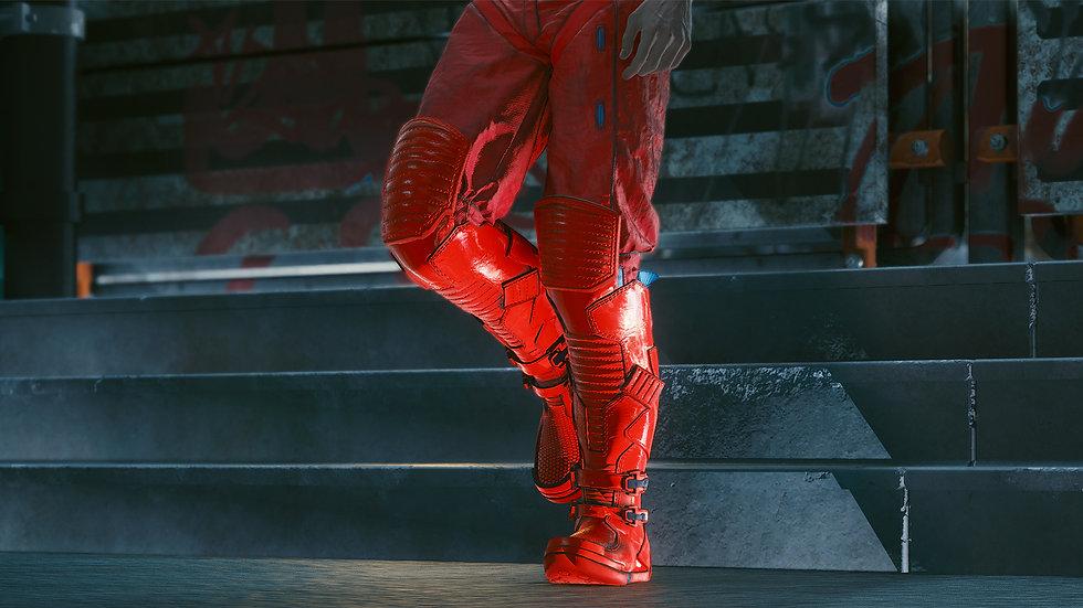 Reinforced Rouge Absurde Exo-Jacks with Defensive Nanotubing