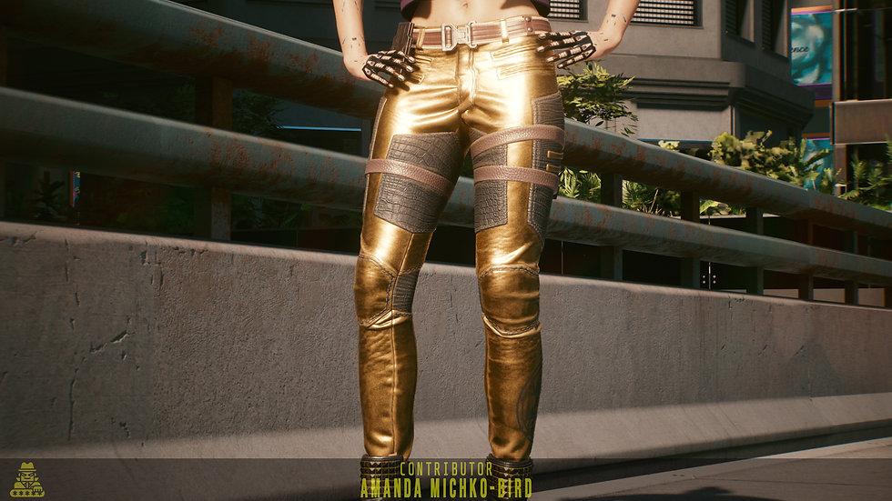 V's Streetwear Pants