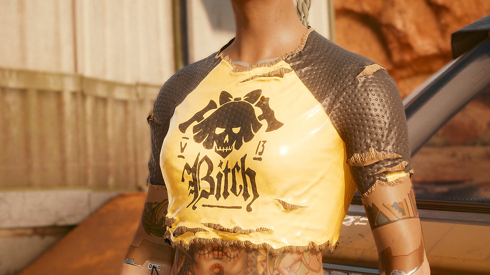Sturdi-Weave Bitch V.13 T-Shirt
