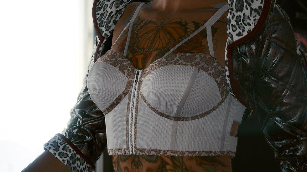 Ultralight Jasmin Doucet Sy-Cotton Bustier