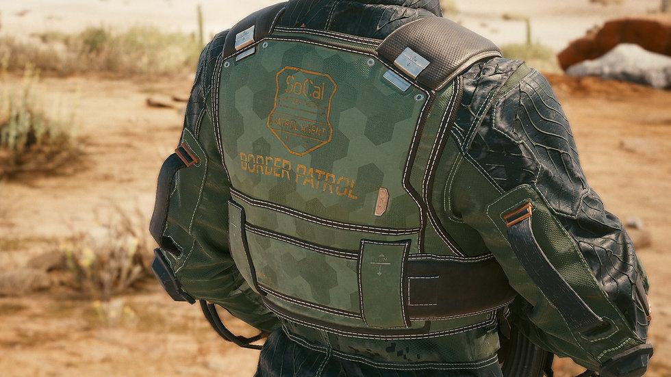 Old Combat Vest