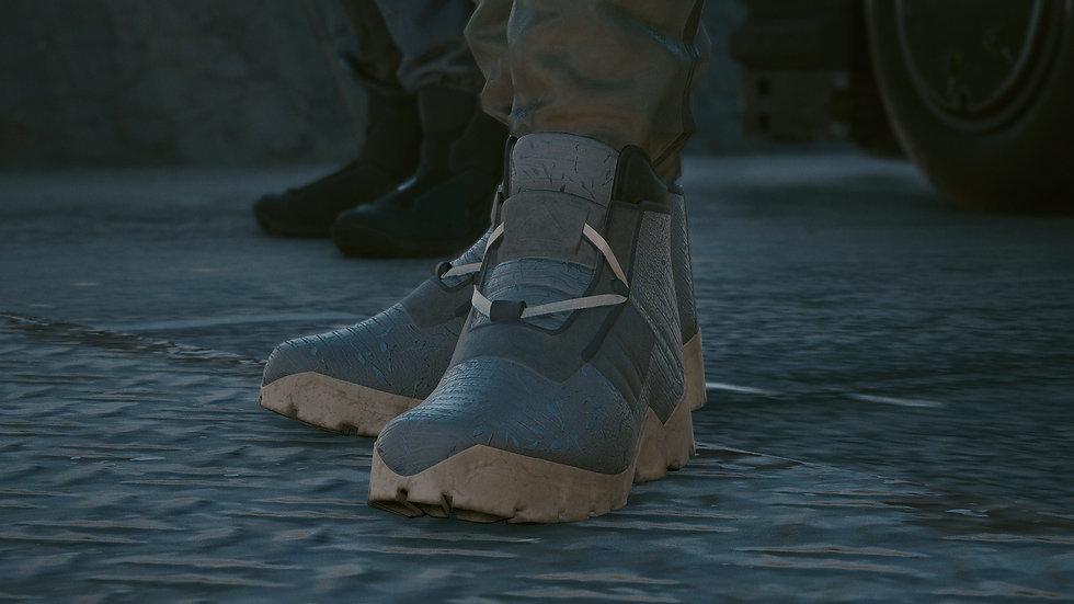 Light Star Trail Chem-Resistant Work Boots