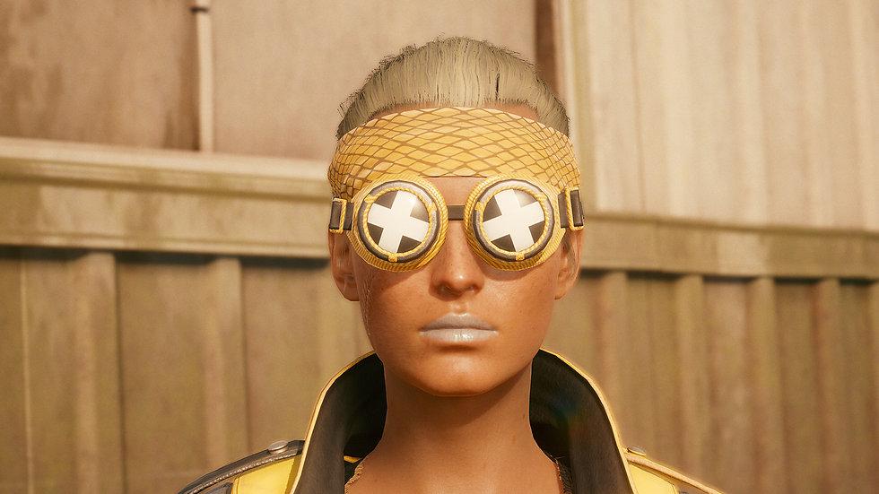 2X Electronic Rocker Goggles