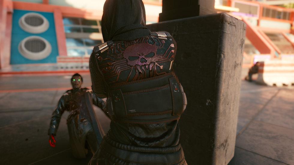 Daemon Hunter Titanium Weave Ballistic Vest
