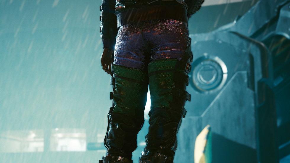 Midori Tora Reinforced Utility Pants