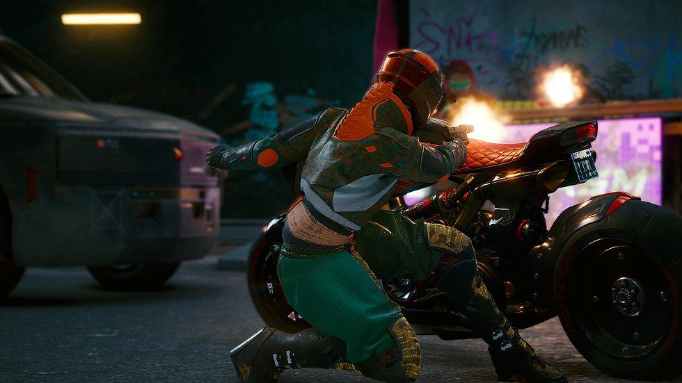 Kang Tao Stretchy Motorcycle Jacket
