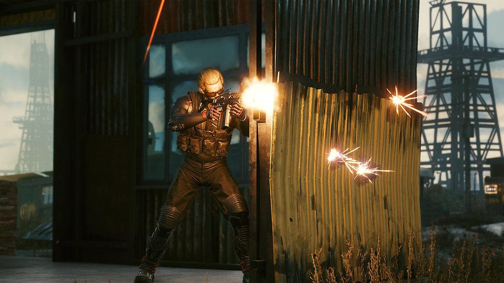 Border Guard Tactical Vest