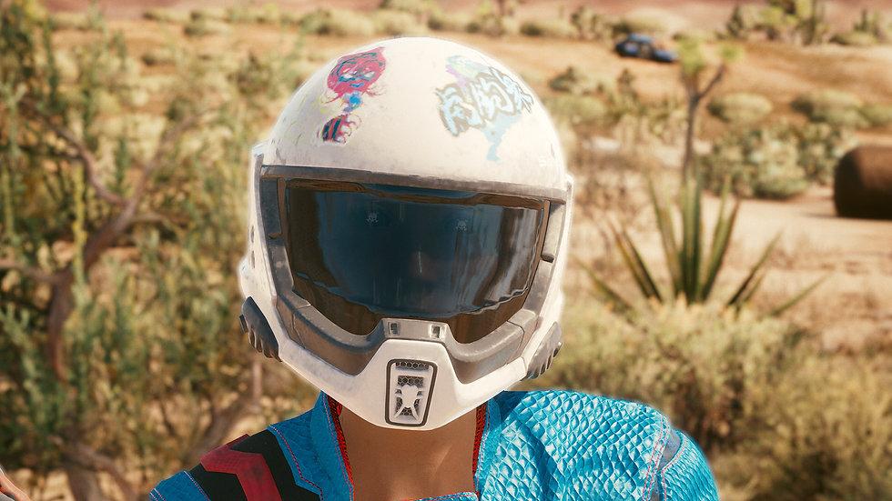 Double-Shelled AT-AK Modular Helmet