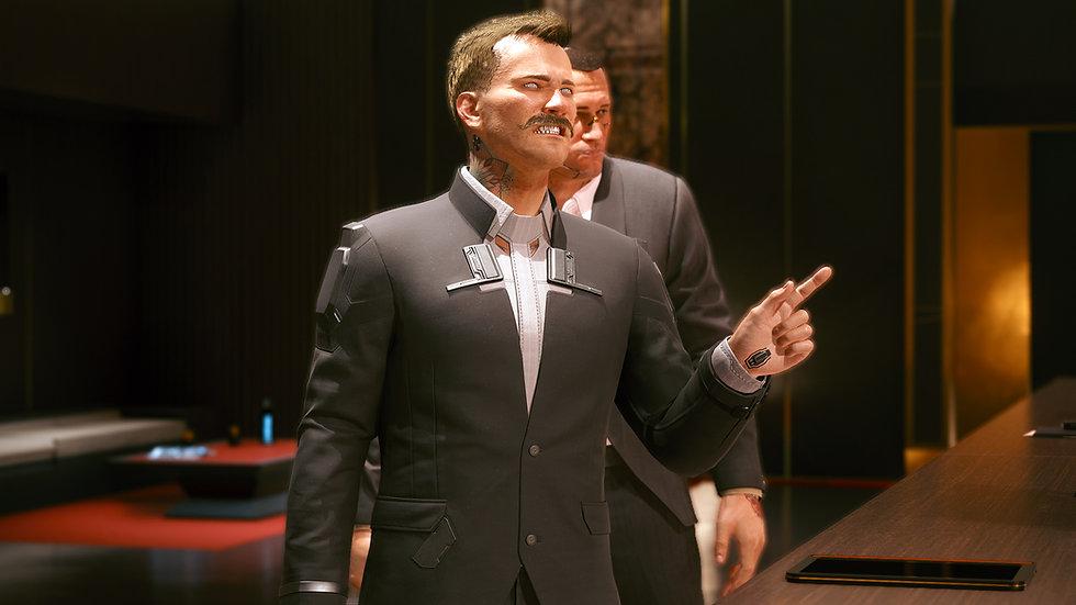 Militech Suit