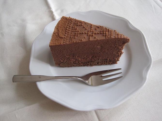 Lanýžový dort