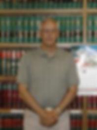 Dennis Evenson, Veterans Service Offcer