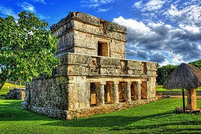 RUINY TULUM, STREF ARCHEOLOGICZNA MAJÓW W TULUM, ZAMA MEKSYK,WYCECZKI PO POLSKU W MEKSYKU-TURKUSOWY MEKSYK -