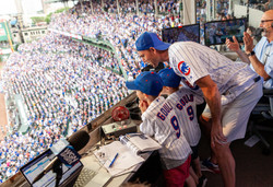 CUBS 7TH INNING STRETCH