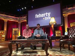 FAHERTY LIVE