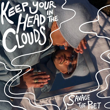 KEEP YOUR HEAD IN THE CLOUDS EP STP ARTW