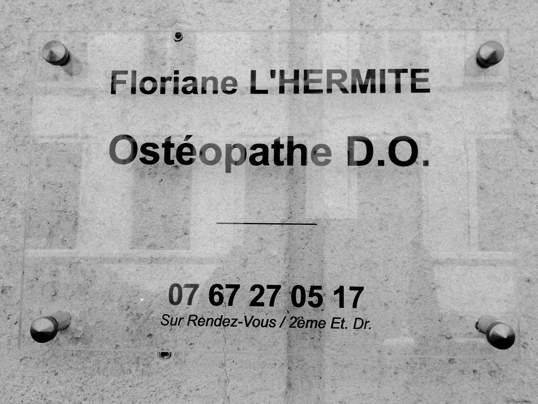 Ostéopathe D.O. Croix-Rousse Floriane L'Hermite