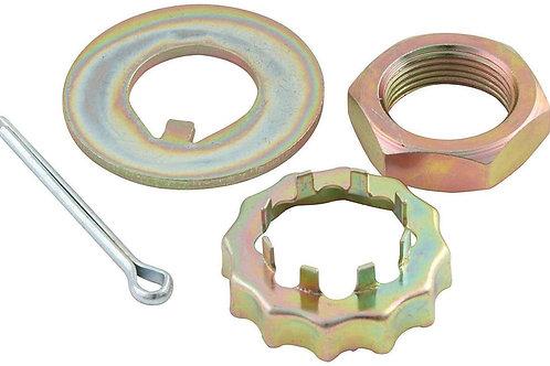 "ALLSTAR Spindle Lock Nut Kit Ford 13/16""-20"