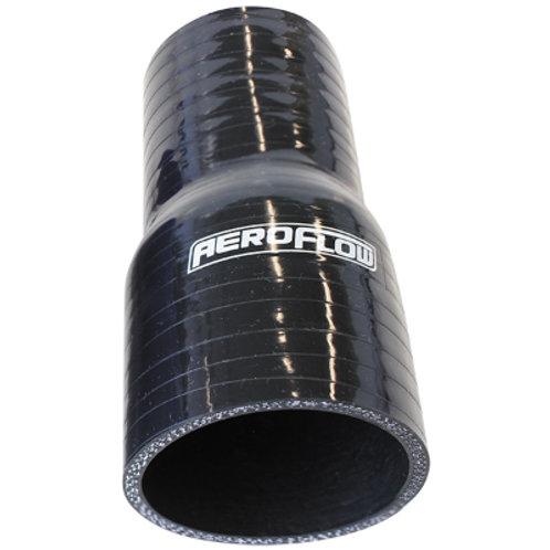 "AEROFLOW Straight Silicone Hose Reducer 1-1/2"" - 1-1/4"""