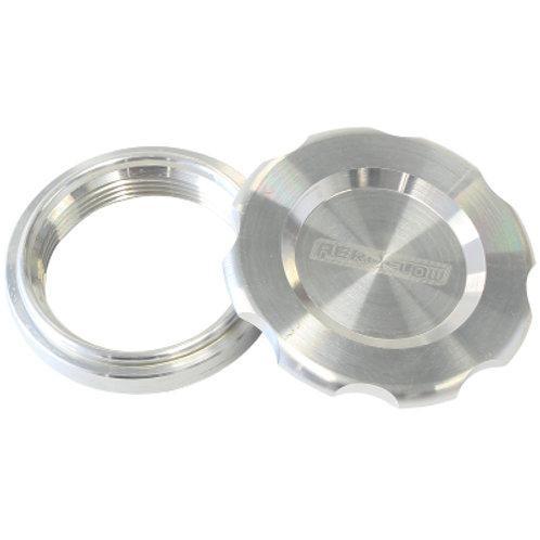 "AEROFLOW 2"" Low Profile Billet Aluminium Filler Cap & Bung"