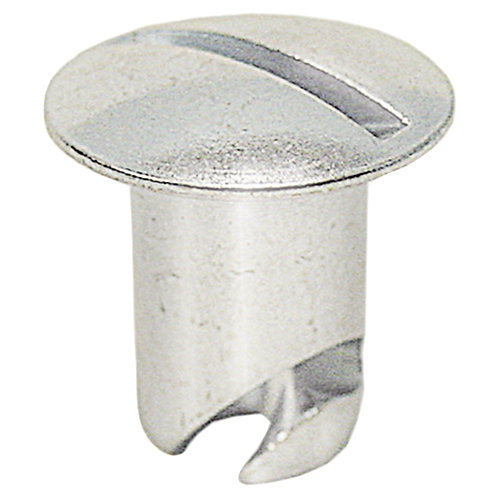 "PanelFast 7/16"" Aluminium Oval Head .600"" Grip"