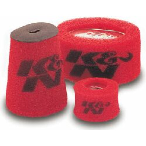 K&N Foam Round Filter Wrap