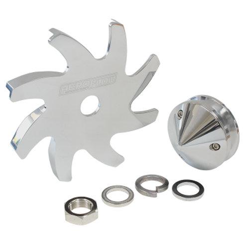 AEROFLOW Billet Alternator Fan & Pulley