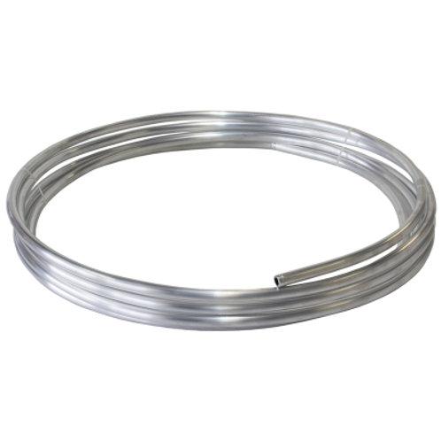 """AEROFLOW Aluminium Fuel Hard Line 1/2"""""""