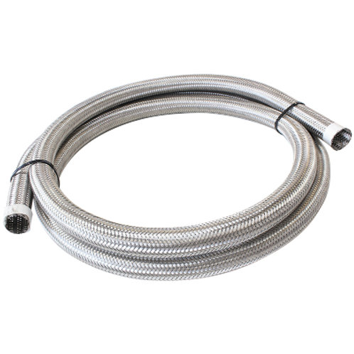 AEROFLOW 111 Series Stainless Steel Braided Cover (45-50mm)