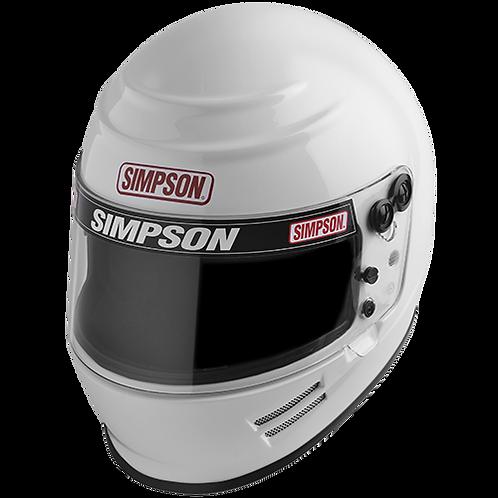 SIMPSON Voyager 2 Helmet White Size S