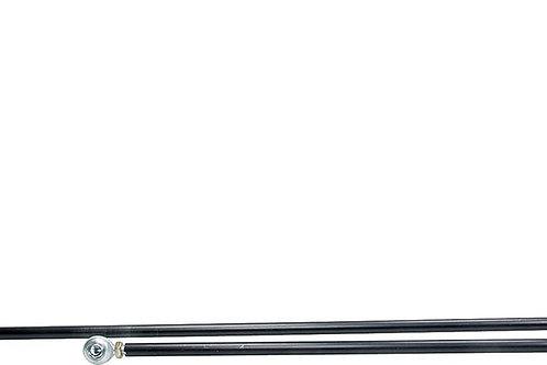 ALLSTAR 2 Lever Shifter with Lock Black