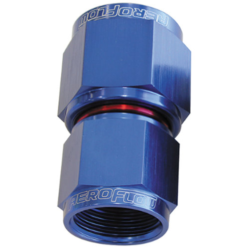 AEROFLOW Female Swivel Coupler Reducer -8AN to -10AN