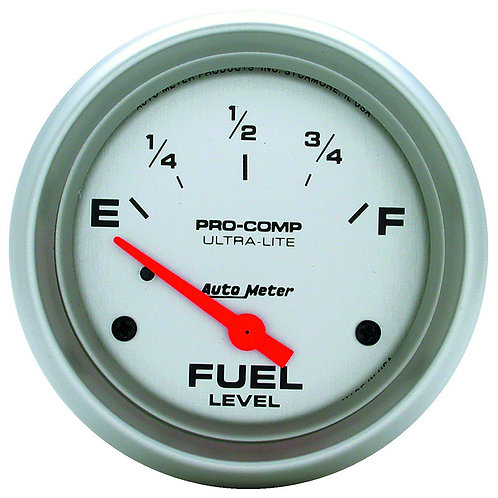 AUTOMETER Ultra-Lite Series Fuel Level Gauge