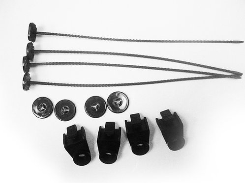 RPC Cooling Fan Mounting Kit