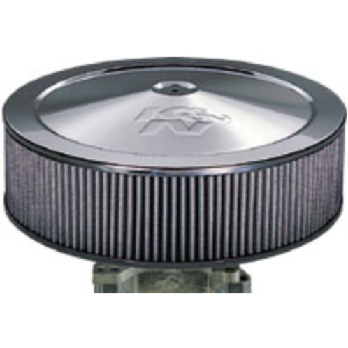 """K&N Air Cleaner Assembly 14"""" x 4"""""""