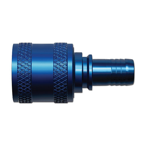 BMRS 6 AN STRAIGHT FEMALE QUICK DISCONNECT PROGold AC Crimped Fitting