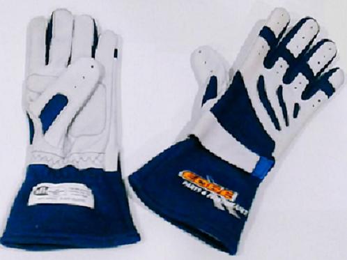EDGE Safety Glove Blue Size L