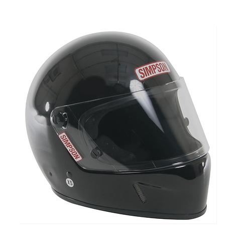 SIMPSON Voyager Helmet Black Size XS
