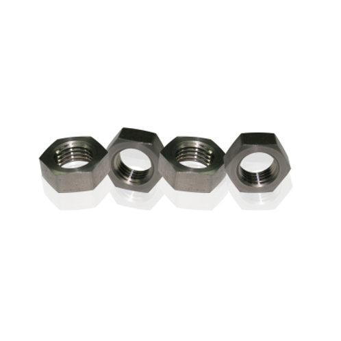 AEROFLOW Stainless Steel Bulkhead Nut -3AN