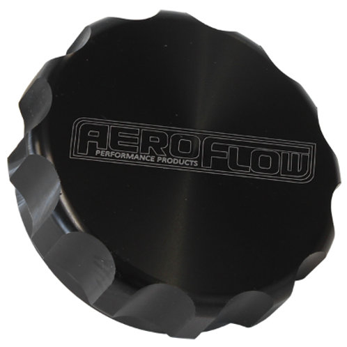 "AEROFLOW 3"" Billet Aluminium Filler Cap"