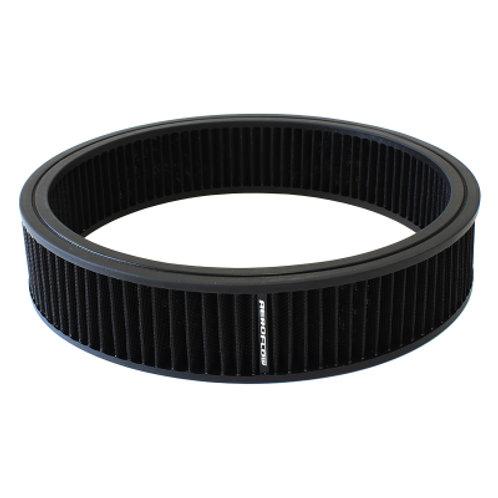 """AEROFLOW Round Air Filter Element 14"""" x 2-1/4"""""""