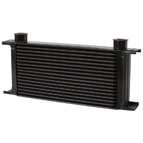 AEROFLOW 10 Row Universal Oil Cooler