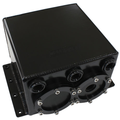 AEROFLOW Dual EFI Pump Surge Tank
