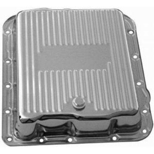 RPC Chrome Steel Transmission Pan
