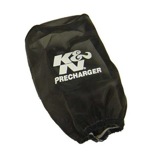 K&N Universal Filter Wrap Black
