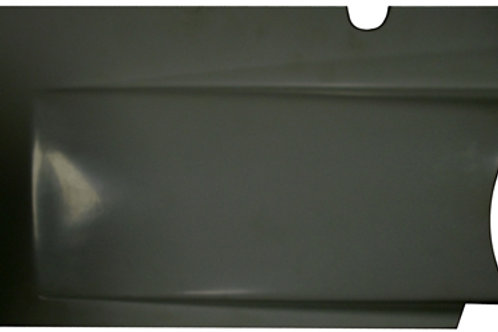 TRIPLE X Sprintcar Fiberglass Left Side Upper Kick Panel
