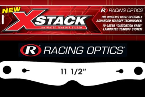 RACING OPTICS Laminated Tearoffs 10204C